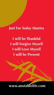 Mantra Card Back